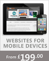 Mobile Websites from 199.00